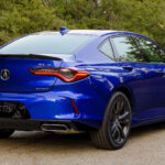 Acura TLX A-Spec 2021 года